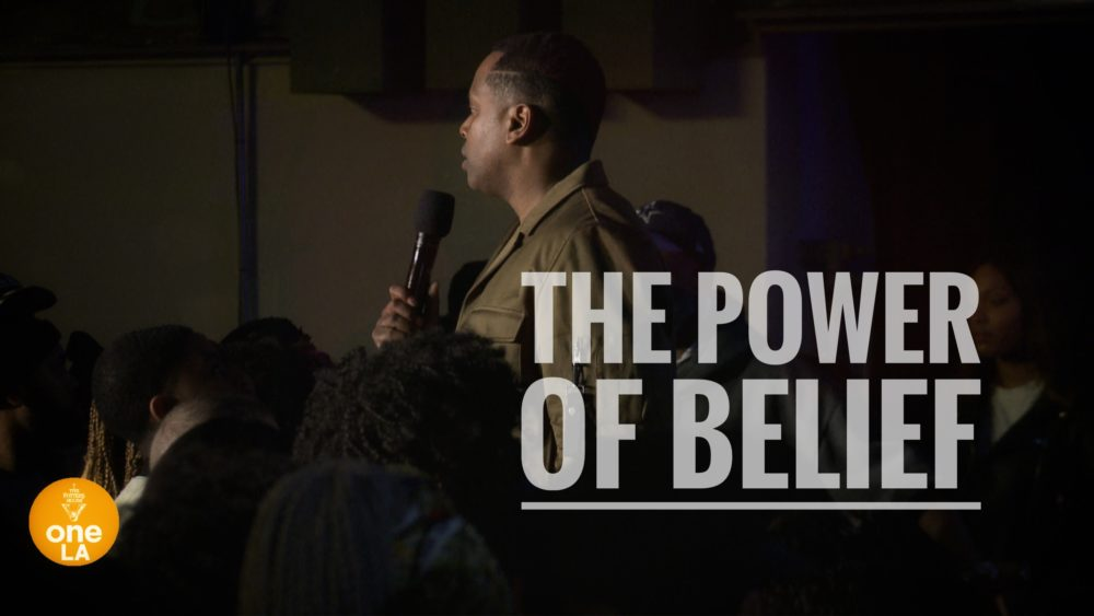 """The Power of Belief"" Image"