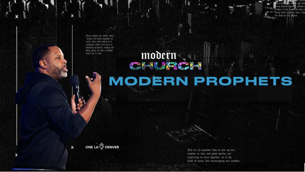 Modern Church: \