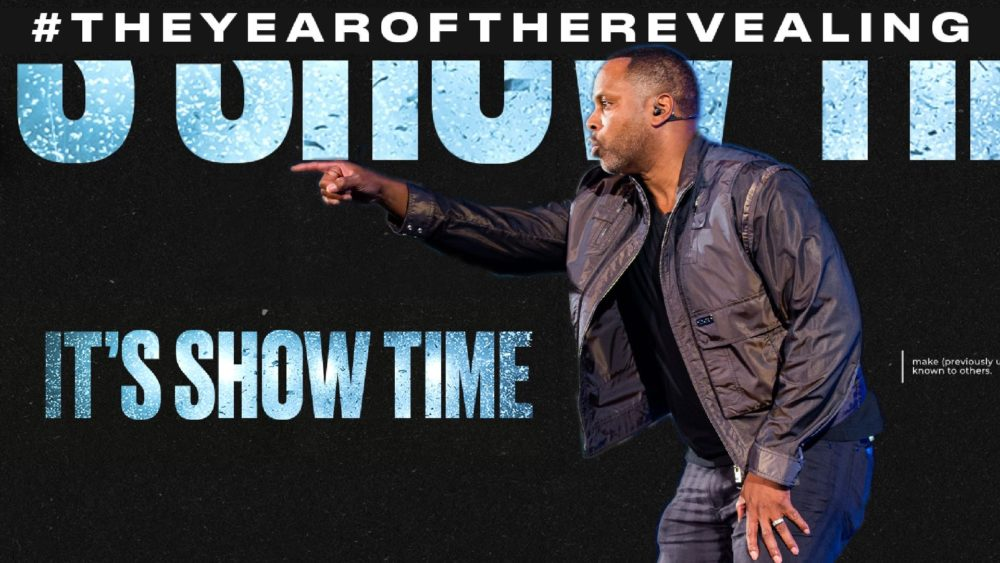 """""""It's SHOW Time""""  Image"""