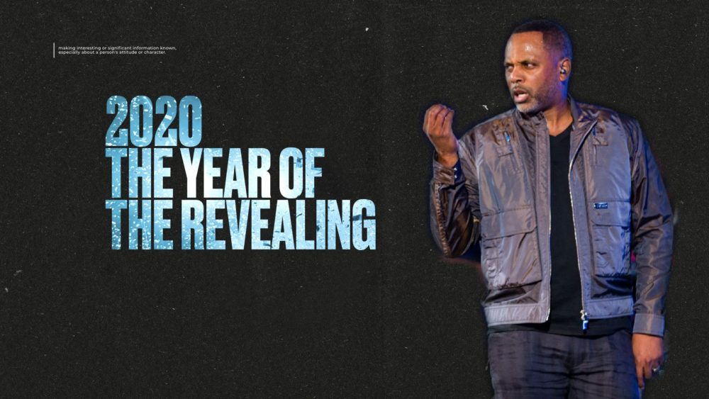 """2020: The Year Of The Revealed "" Image"
