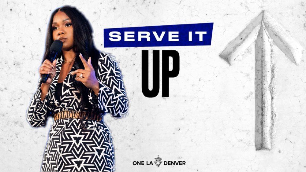 Serve it Up Image